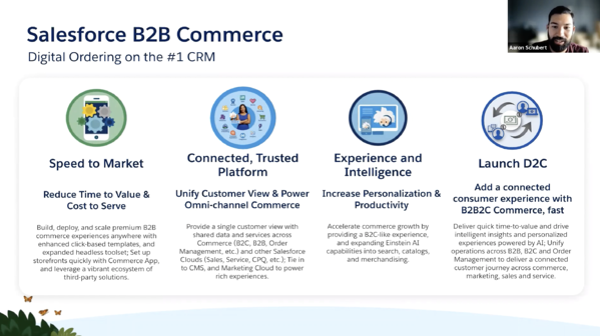 Salesforce-B2BCommerce