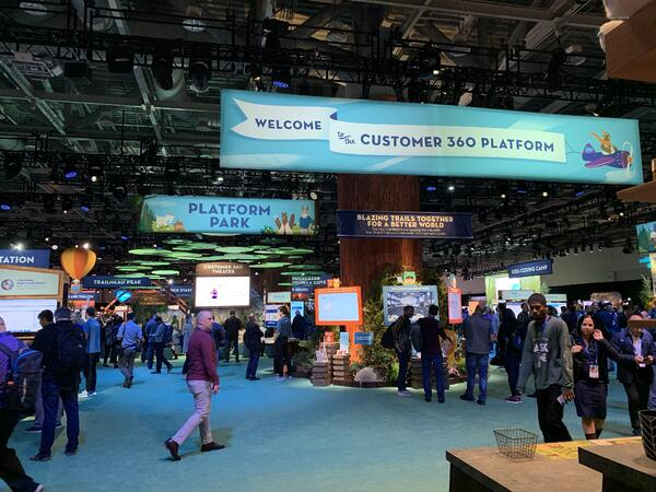 dreamforce-2019-customer-360
